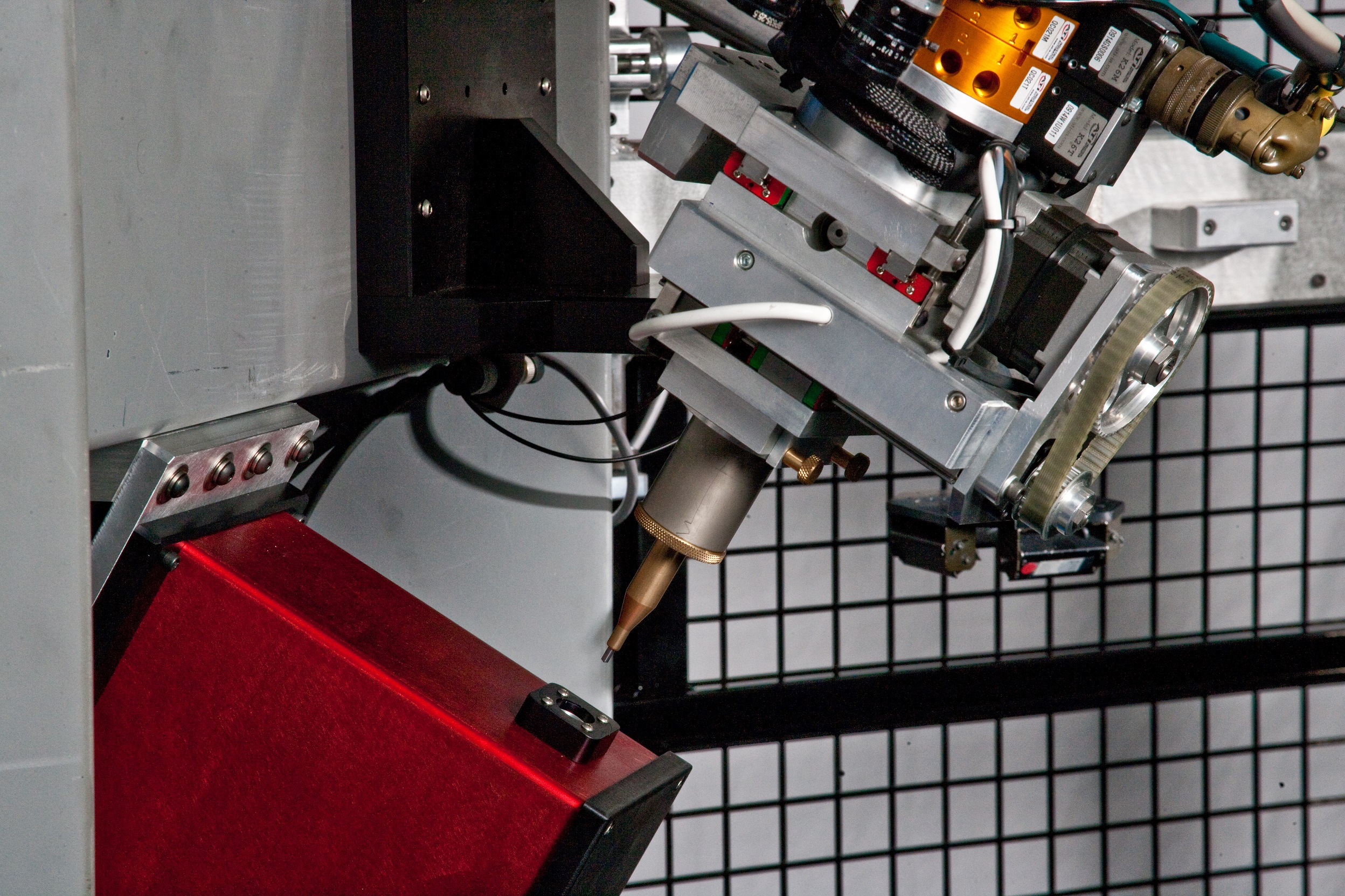 Robotic Pin Marker