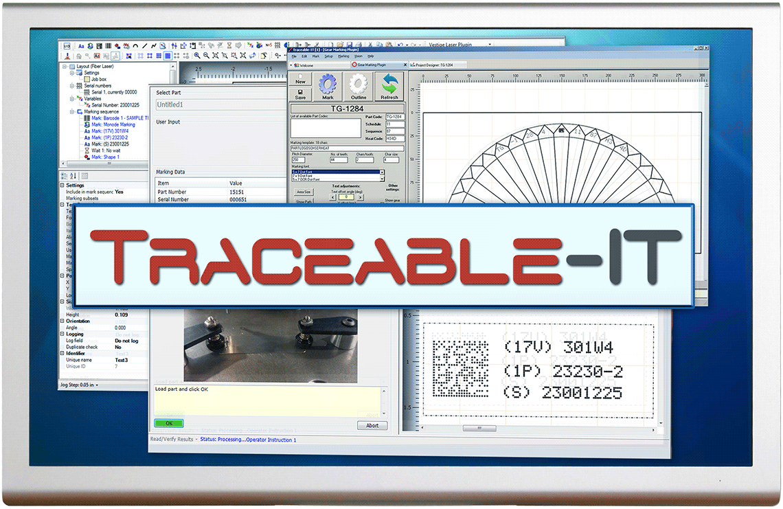 Traceable IT software