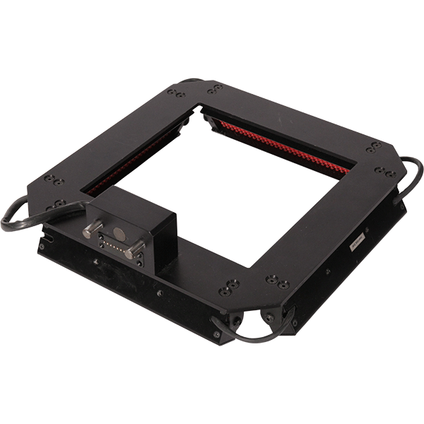 Cognex verifier - quad light