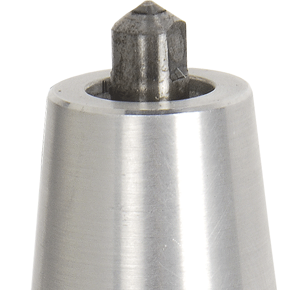 Carbide-tipped scribe marking head